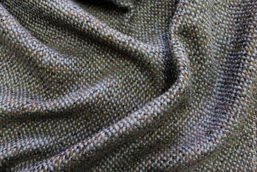Шитье ручной работы. Ярмарка Мастеров - ручная работа. Купить V425, Мохер с шерстью Armani. Handmade. Пальто, шерсть, пальтовка