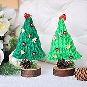 Подарки к праздникам handmade. Livemaster - original item Christmas souvenir. Herringbone. Handmade.