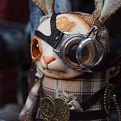 Куклы и игрушки ручной работы. Ярмарка Мастеров - ручная работа Стимпанкер. Handmade.