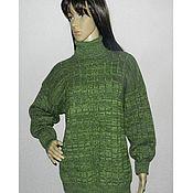 Одежда handmade. Livemaster - original item Sweater knitted oversized (2). Handmade.