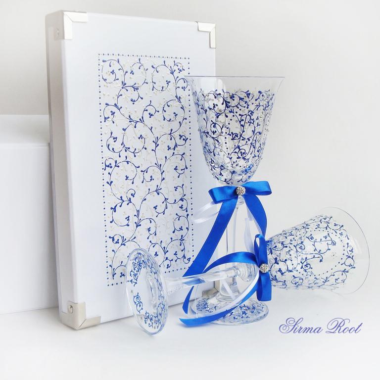 Подарки своими руками на сапфировую свадьбу 331