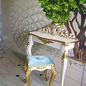 Столы ручной работы. Ярмарка Мастеров - ручная работа Консольный стол Консоль. Handmade.