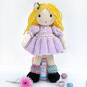 Куклы и игрушки ручной работы. Ярмарка Мастеров - ручная работа Кукла. Кукла вязаная. Кукла игровая. Молли.. Handmade.