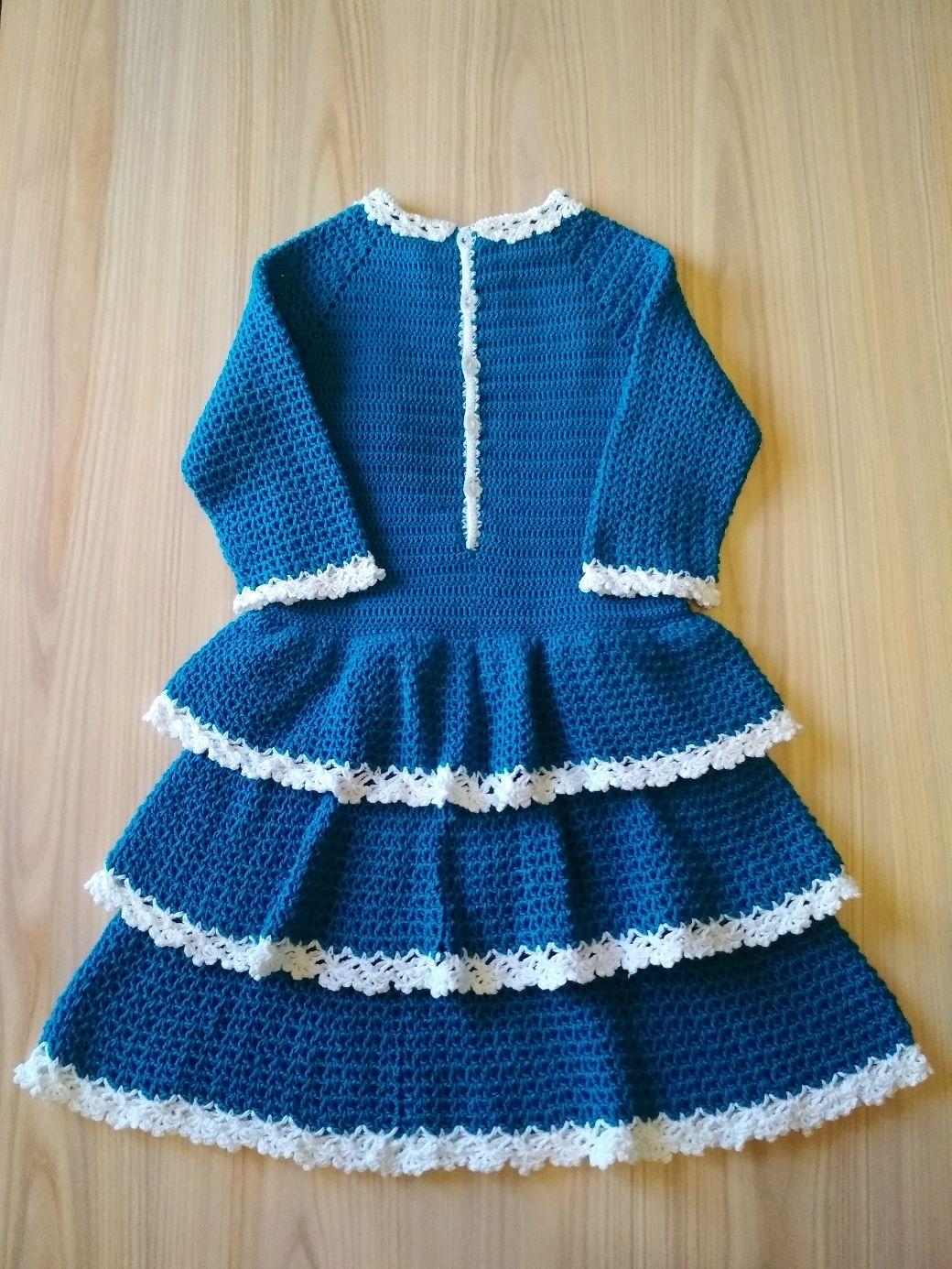 """Платье для девочки""""Барышня"""""""
