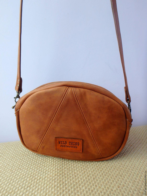 Order handbag women s genuine leather wild thing. STORIES. Livemaster. 3513011361fb2