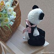 Куклы и игрушки ручной работы. Ярмарка Мастеров - ручная работа Панда Иня. Handmade.