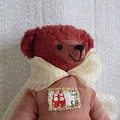 Куклы и игрушки ручной работы. Ярмарка Мастеров - ручная работа Мишка Агния. Handmade.