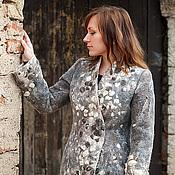 """Одежда ручной работы. Ярмарка Мастеров - ручная работа Пальто """"Прогулка в старом городе"""". Handmade."""