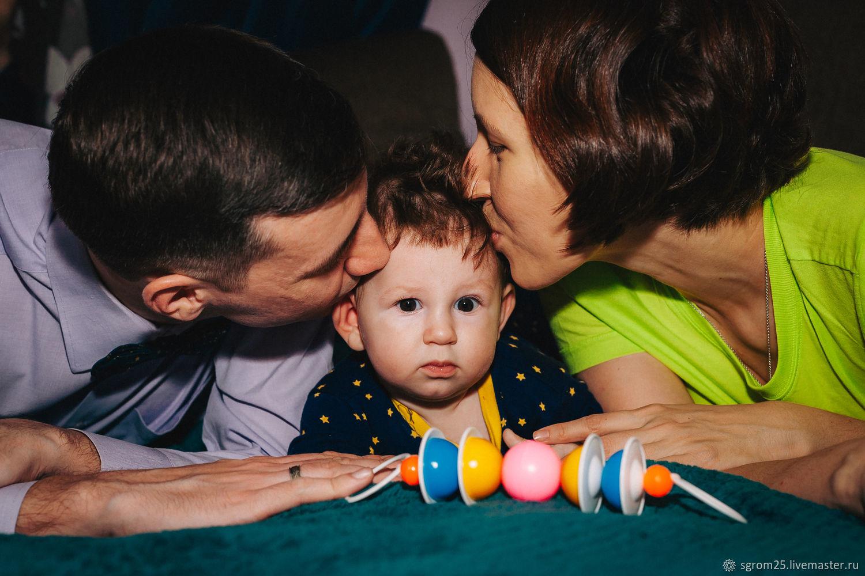 Семейная фотосессия, Фото, Москва,  Фото №1