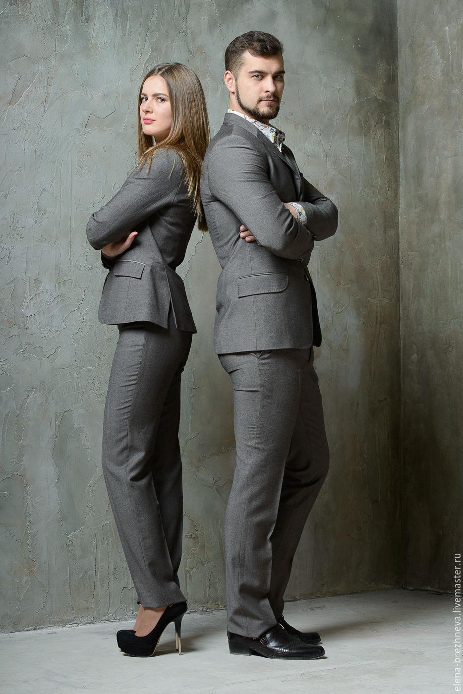 Лучшие женские деловые костюмы доставка
