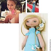 Портретная кукла Елена