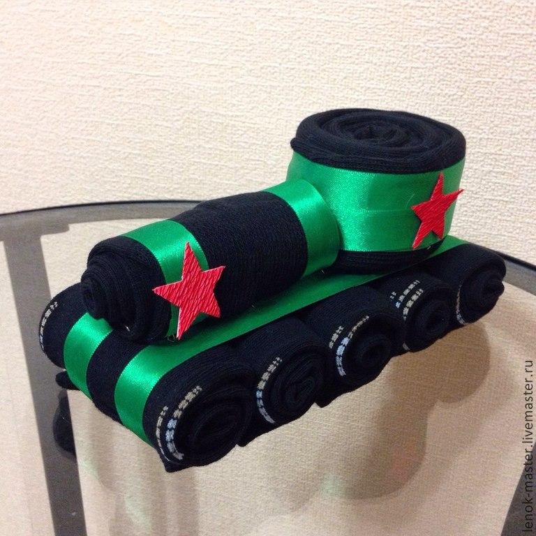 Поделки из носков и перчаток своими руками