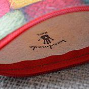 Косметички ручной работы. Ярмарка Мастеров - ручная работа Косметички из фетра. Handmade.