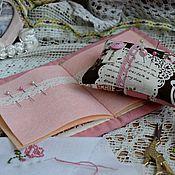 """Для дома и интерьера ручной работы. Ярмарка Мастеров - ручная работа """"Аннет"""" комплект  для рукоделия. Handmade."""