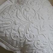 """Для дома и интерьера ручной работы. Ярмарка Мастеров - ручная работа Интерьерная подушка """"Кристина"""". Handmade."""