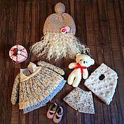 Куклы и игрушки ручной работы. Ярмарка Мастеров - ручная работа набор для шитья куклы. Handmade.