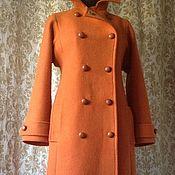 Одежда ручной работы. Ярмарка Мастеров - ручная работа Пальто Витамин СС. Handmade.