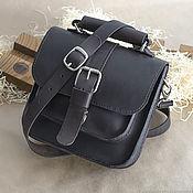 Сумки и аксессуары handmade. Livemaster - original item Leather bag classic