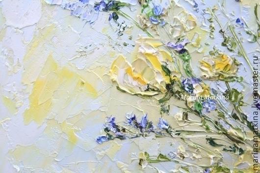 тюльпаны, выпуклые цветочки, художественная лепнина, рельефные стены, объемные рисунки на стенах www.livemaster.ru/marinamatkina/contact