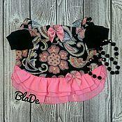 """Для домашних животных, ручной работы. Ярмарка Мастеров - ручная работа Платье """"Розовый цикламен"""". Handmade."""