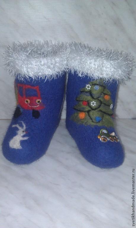 """Обувь ручной работы. Ярмарка Мастеров - ручная работа. Купить Валенки """"Олов"""". Handmade. Обувь ручной работы, обувь для улицы"""