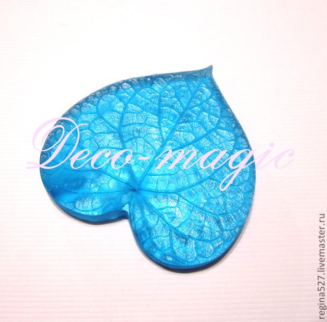Молд  вьюнок лист (размер на выбор), Молды, Артем, Фото №1