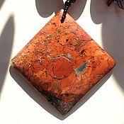 Украшения handmade. Livemaster - original item Vesuvius. Handmade.