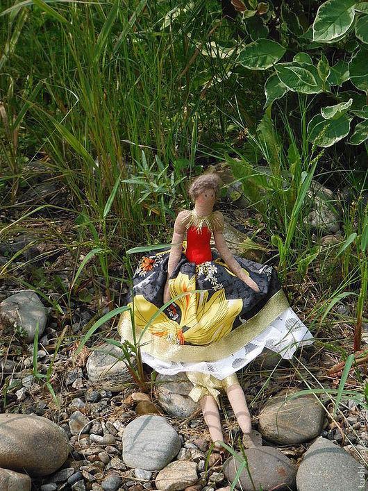 Куклы Тильды ручной работы. Ярмарка Мастеров - ручная работа. Купить Тильда Марфушенька. Handmade. Тильда кукла, хлопок