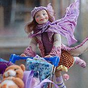 """Куклы и игрушки ручной работы. Ярмарка Мастеров - ручная работа """"Две половинки одного целого! или """"Хомячок доволен!"""" : )))). Handmade."""