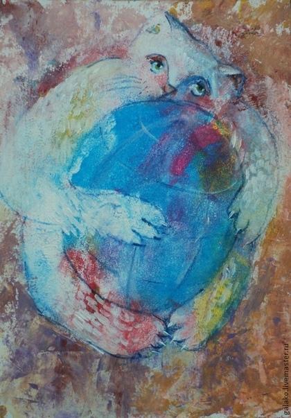 Фантазийные сюжеты ручной работы. Ярмарка Мастеров - ручная работа Воображариум 12. Handmade.