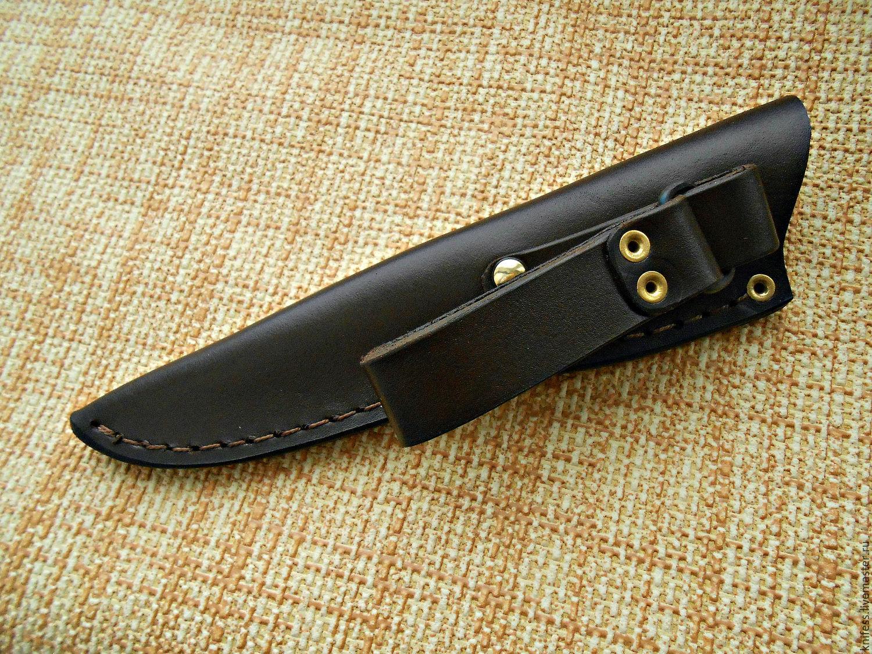 Чехол для ножа  не из кожи