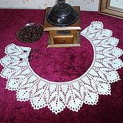 Collars handmade. Livemaster - original item Lace collar No. №12. Handmade.