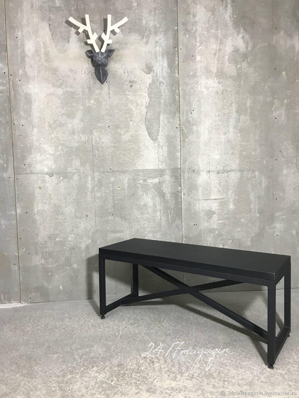 Noriega bench, Chairs, Yaroslavl,  Фото №1