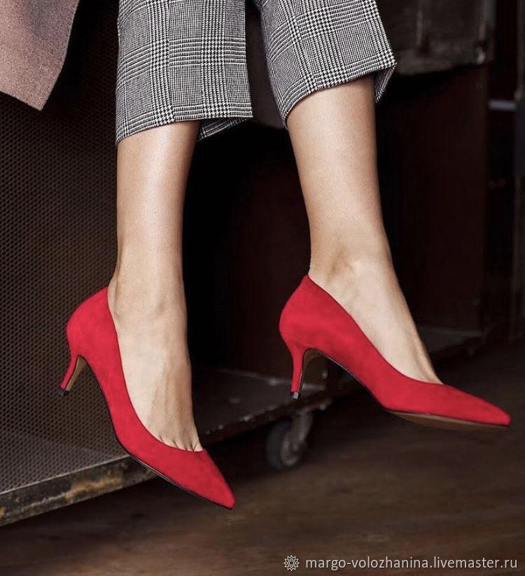 Kitten heels, Туфли, Москва, Фото №1