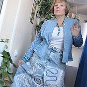Одежда handmade. Livemaster - original item Skirts: Adorable. Handmade.