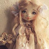 Куклы и игрушки ручной работы. Ярмарка Мастеров - ручная работа Любава. Handmade.
