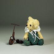 Куклы и игрушки ручной работы. Ярмарка Мастеров - ручная работа Авторский мишка Чарли. Handmade.