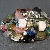 Статуэтки ручной работы. Ярмарка Мастеров - ручная работа Горка из натуральных камней средняя. Handmade.