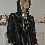 Одежда handmade. Livemaster - original item Sports jacket, cotton, 48-50r., .,52-54r., .,56-58r.. Handmade.