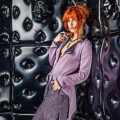 Одежда ручной работы. Ярмарка Мастеров - ручная работа S_026 Жакет-фрак приталенный. Handmade.