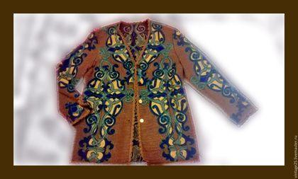 """Одежда. Неделя моды в Нью-Йорке 1970 е. Винтажный салон """"Консуэлло"""". Интернет-магазин Ярмарка Мастеров. Пиджак, разные"""