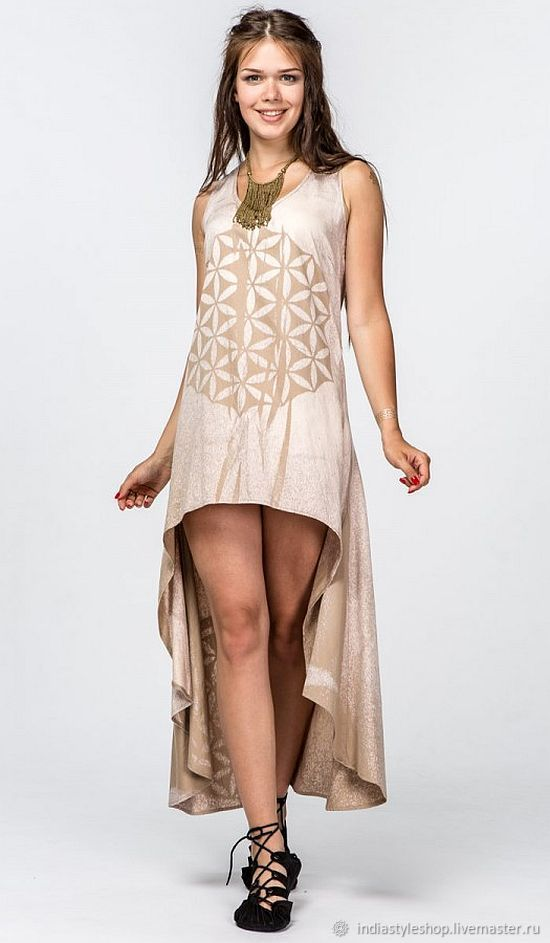 Дизайнерское платье «Золотой дракон», Платья, Москва,  Фото №1