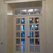 Двери ручной работы. Ярмарка Мастеров - ручная работа Двери белые на заказ. Handmade.