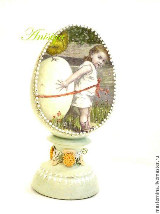 Подарки на Пасху ручной работы. Ярмарка Мастеров - ручная работа. Купить Пасхальные сувениры пасхальные яйца. Handmade. Комбинированный