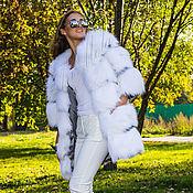 Одежда ручной работы. Ярмарка Мастеров - ручная работа Белая лиса. Handmade.