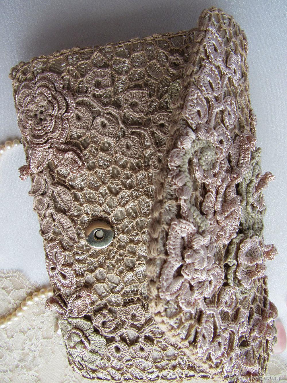 Irish Lace Handbag Clutch Versailles Rose Shop Online On