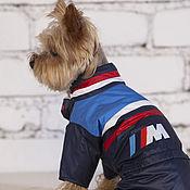 Для домашних животных, ручной работы. Ярмарка Мастеров - ручная работа Комбинезон для собаки Гонщик. Handmade.