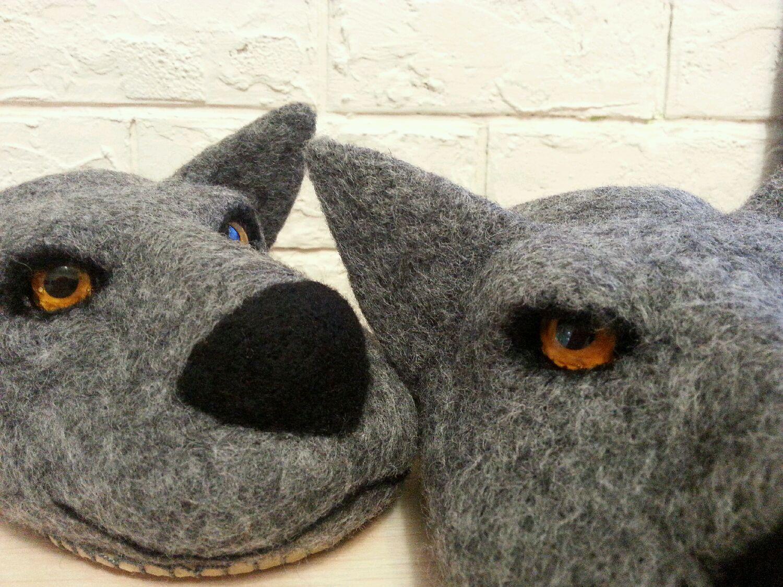 схема вышивки серые волки