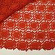 Шитье ручной работы. Ярмарка Мастеров - ручная работа. Купить Хлопковое макраме 17021508 Италия Цена за метр. Handmade.