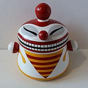 Для дома и интерьера ручной работы. Ярмарка Мастеров - ручная работа Клоун Рональд шкатулка-бонбоньерка. Handmade.
